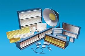 Ceramic Infrared Heating