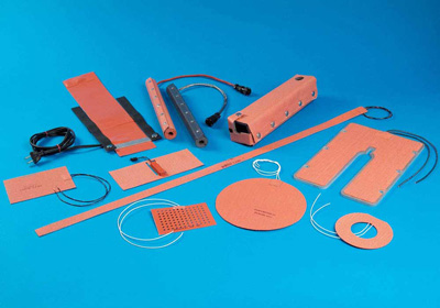 Silicone-Rubber-Heaters