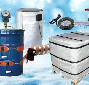 Drum Heaters-Freeze Protection and Viscosity Control Heaters-3