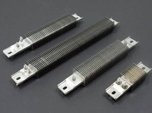 Finned Channel  Strip Heaters-2