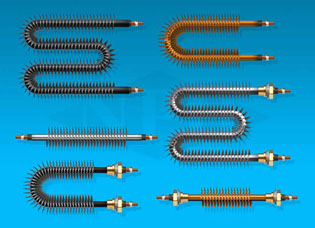Finned Tubular Heaters Group-2