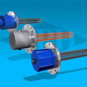 Flanged Immersion Heaters- Group-1