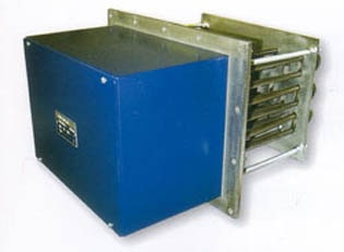 Low Temperature Duct Air Heaters-1
