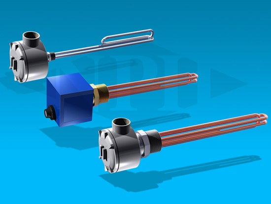 Screw Plug Immersion Heaters-Group-1
